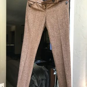 babe vintage dress trousers
